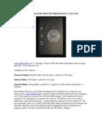Black Magic Evocation of the Shem Ha Mephorash by G de Laval - review.doc