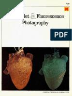Kodak Ultraviolet and Fluorescense Photography