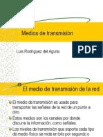 Cap 3 - Medios de Transmisión