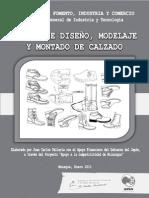 Diseño de Manuel de Calzado