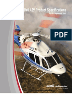 Bell 429 Product Specifications