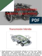 Sistema Transmicion Hibrida