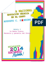 Cartilla de Campo - i Modulo-1