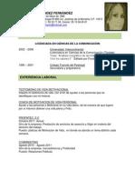 Curriculum Pau Nuevo