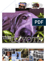 The Coyote; Issue 8, May 6, 2014
