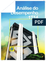 Banco do Brasil - 1T14 Analise do Desempenho