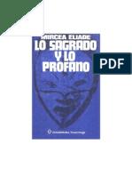 7. Mircea Eliade - Lo Sagrado y Lo Profano[1]