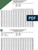 69027 Managua Precipitacion 1958-2012