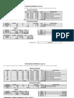 calculo costo pilares