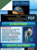 Clase Bautismal Pre 7 El Bautismo