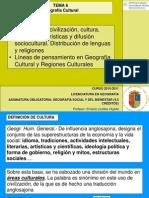 Tema 6 Geografia Cultural