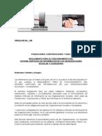 Circ146 Reglamento SUIOS Para ONGs (1)