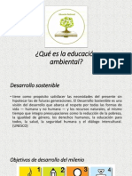 Concepto de Educación Ambiental, Interpretación Ambiental Clase 4