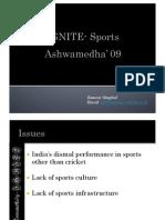 Sports SameerSinghal MDI