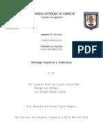 Memoria de Calculo Equipo 1 FINAL Hidrologia