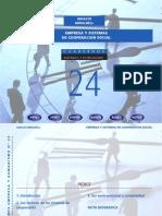 Cuaderno024 Empresa y Sistemas de Cooperacion Social
