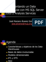 Implementando un Data Warehouse con SQL Server 2000 y Analysis Services 2004.ppt