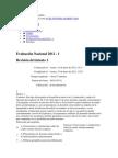 Examen de Sagbini 2012-1 200 Puntos..Docx