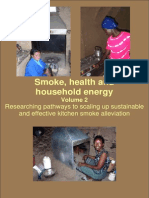 Smoke, Health and Household Energy 2
