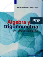 solucionario de algebra de swokowski