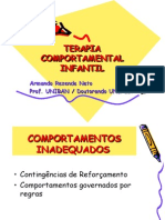 TERAPIA COMPORTAMENTAL INFANTIL