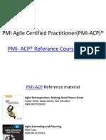 PMI-ACP Course Material