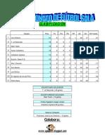 IX Campeonato de Fútbol Sala