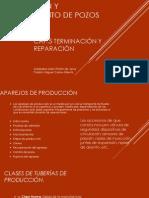 Terminación y Reparación