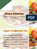 Birthday Caterers in Kolkata