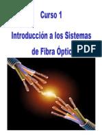 Curso Fibra Optica I - InICTEL