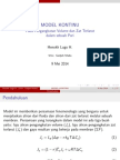 Porous Model