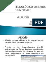 Presentación adodb