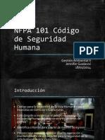 NFPA 101 Código de Seguridad Humana