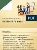 Distribucion de Gumbel