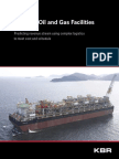 13 Offshore Oil and Gas Facilities