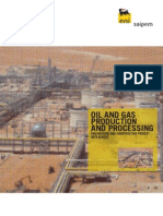 16 Oil & Gas Production and Processing