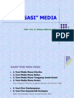 Produksi Media Cetak - KULIAH 07 - Politisasi Media