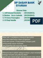 Materi Presentasi Bab 3 Prinsip dasar bank syariah.ppt