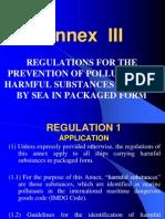 Annex  III