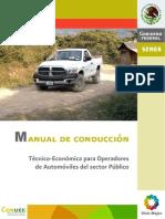 Manual de Conduccion