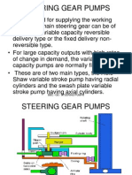 Steering Gear Pumps