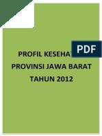 Kes.prov.JawaBarat 2012