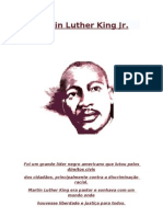 Trabalho Luther King