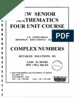 Fitzpatrick Complex Solutions