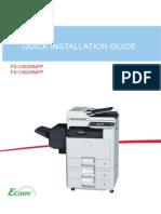 kyocera km 3035 4035 5035 service manual repair guide