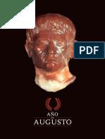 Programa de Actividades del Año de Augusto en Aragón (de abril a diciembre de 2014)