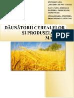 Daunatorii Cerealelor Si Produselor de Macinis