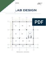 3 Slab Design