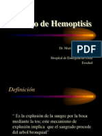 4- HEMOPTISIS