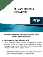 Komplikasi Serosis Hepatitis